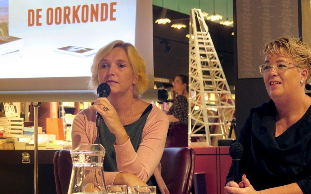 Boekvoorstelling De Oorkonde te Tilburg