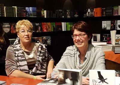 Hélène Wagener met Anne Daniels