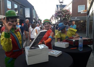 signeren in Sluis zomer 2018